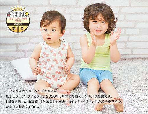 ユニクロの子供服